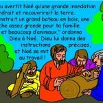 Noé et la grande innondation
