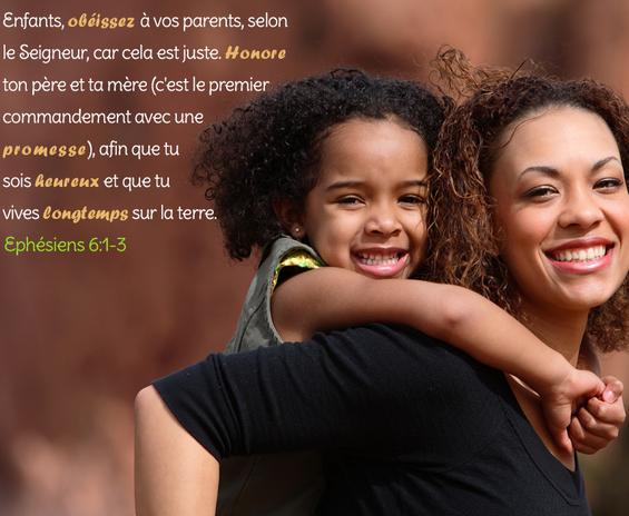 Ephésiens 6:1-3