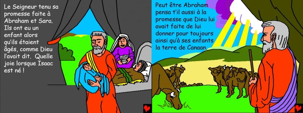 Gods Promise to Abraham10