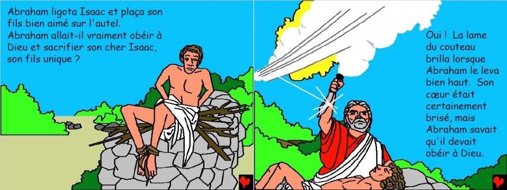 God Tests Abrahams Love6