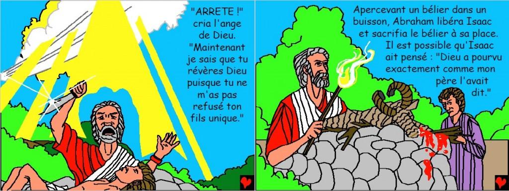 God Tests Abrahams Love7